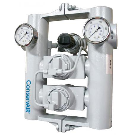 Control de flujo ConservAir Pneumatech