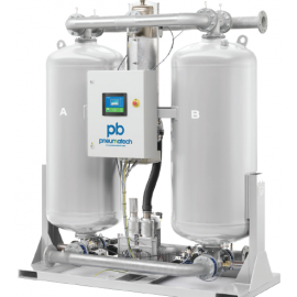 Secador de absorción PB 250-4400 Pneumatech