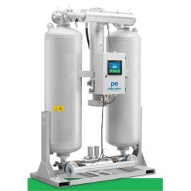 Secadores de absorción con calor PE 850-4400 Pneumatech